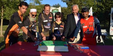 IPLCC 2017 FINALS CAKE CUTTING CEREMONY