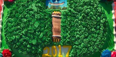 IPLCC 2017 FINALS CAKE